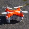 Pama BuzzBee Nano quadcopter - najmanjši dron na svetu